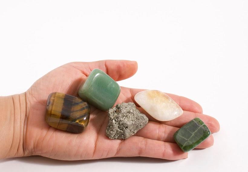 Abundance Healing Crystal Set
