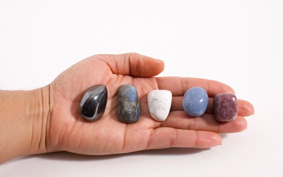 Serenity Healing Crystal Set