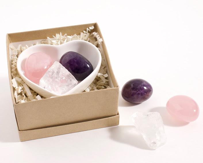 Crystal Love Gift Set